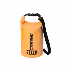 Cressi Dry Bag - Orange, 10lt