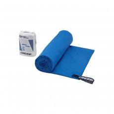 Cressi Microfibre Fast Drying Towel - Blue, 50 x 100cm