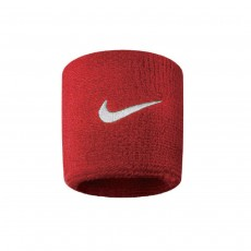 Nike Swoosh Wristband - Red