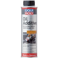 Liqui Moly 2591  Oil Additive with MoS2 Wear Protection - Saves Fuel - 300ml
