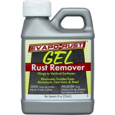 EVAPO-RUST® ER088 Gel - Removes Rust Stains from Most Surfaces 8 oz - 1 Pack
