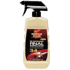 Meguiar's M3416 Detailing Spray - Professional Final Inspection - 473 ml / 16 oz