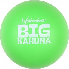 Waboba Big Kahuna Ball in Multicolour Foam - Great for Pools - 90 mm