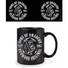 Pyramid MG22883C Mug - Sons of Anarchy - Redwood Original - 325 ml / 11 oz