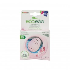 Ecoegg Laundry Egg Refill Pellets (210 Washes) - Spring Blossom