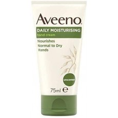 Aveeno Daily Moisturising Hand Cream with Active Finely Milled Oats - 75ml
