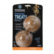 Starmark Chicken Treat Large