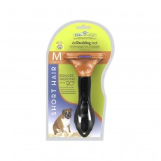 Furminator Short Haired Medium Dog Deshedding Tool