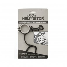 Helmetor - The Helmet Holder - (BAR-MOUNT) Grey