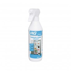 HG Hygienic Fridge Cleaner 500 ml – a fridge cleaning spray for a thoroughly clean and fresh-smelling fridge Buy online UK