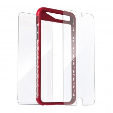 Zagg Orbit Extreme Protective Case and InvisibleShield for iPhone 6 6s - Red