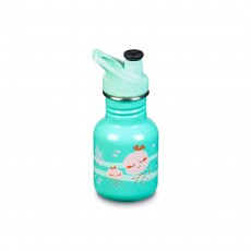 Klean Kanteen Kids Canteen with Sport Cap -12oz Jelly Fish