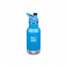 Klean Kanteen Vacuum Insulated Kids w/ Sport Cap -12oz, Pool Party