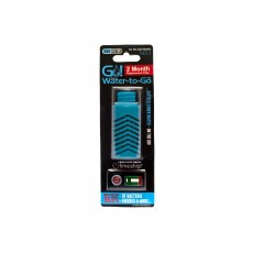 Water To Go, Go! Bottle Replacement Filter Pack - Blue