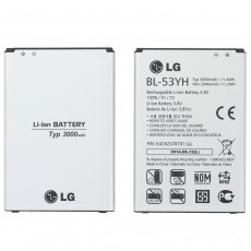 LG G3 Genuine Replacement Battery BL-53YH 3.8V 3000mAh