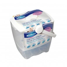 Milton Cold Water Steriliser White