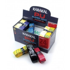 Karakal PU Multi-Colour Racket Grips