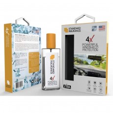 Nanofixit Windshield Protector 30ml Solution Hydrophobic Rain And Bug Repellent, Toughens Glass And Windscreen UV Protection Treatment