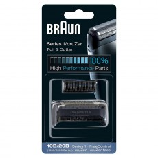 Braun Electric Shaver Replacement Foil and Cutter