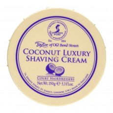Taylor of Old Bond Street Coconut Shaving Cream