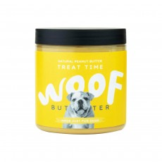 Woof Butter Natural Peanut Butter for dogs