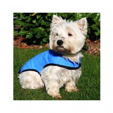 Prestige Cool Dog Cooling Coat - Small, Blue