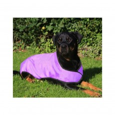 Prestige Cool Dog Cooling Coat - Large, Purple