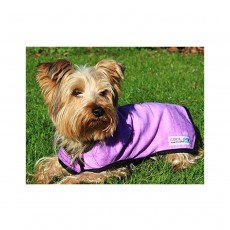 Prestige Cool Dog Cooling Coat - Small, Purple