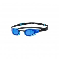 Speedo Fastskin Elite Goggles Black/Aqua/Blue, Adult