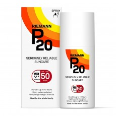 Riemann P20 Once a Day 10 Hours Protection SPF50 Sunscreen