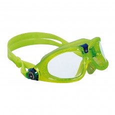Aqua Sphere SealKid Goggles Lime/Blue/Clear