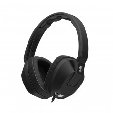 Skullcandy Crusher Headphones with Built-in Amplifier and Mic - Black
