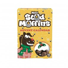 Stud Muffins Mini Christmas Advent Calendar