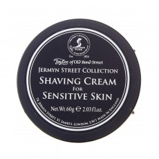 Taylors of Old Bond Street Jermyn Street Collection Luxury Shaving Cream for Sensitive Shaving Cream Bowl 150gr