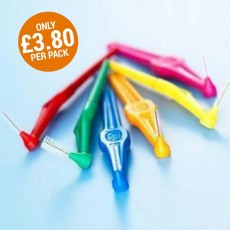 TePe Angle Interdental Brush (30 Brushes) - 5 Pack