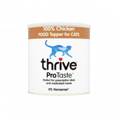 thrive ProTaste Chicken Food Topper for Cats