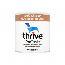 thrive ProTaste Chicken Food Topper for Dogs