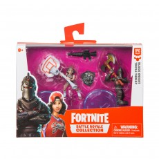 Fortnite Battle Bus with Black Knight & Triple Threat Duo Set