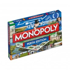 Winning Moves Perth Monopoly Board Game