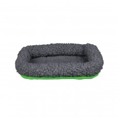 Trixie Cuddly Bed for Small Animals - Green