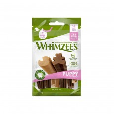 WHIMZEES Puppy Natural Dental Dog Chews Long Lasting, XS/S
