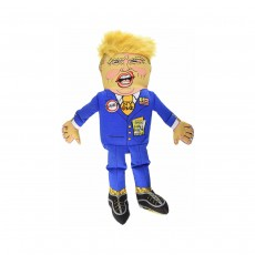 Donald Trump Presidential Parody Large Dog Toy