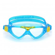 Aqua Sphere Vista Junior Aqua/Yellow/Clear
