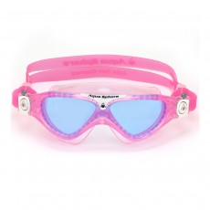 Aqua Sphere Vista Junior Pink/White/Blue