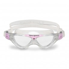 Aqua Sphere Vista Junior Glitter/Pink/Clear
