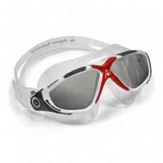 Aqua Sphere Vista Mens White/Red/Tint