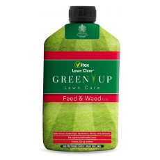 Vitax Green Up Lawn Care Feed & Weed 1L