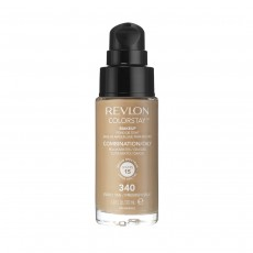 Revlon Colorstay Makeup Foundation Combination/Oily Skin, Early Tan 340