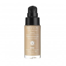 Revlon Colorstay Makeup Foundation for Combination/Oily Skin, Golden Beige 300