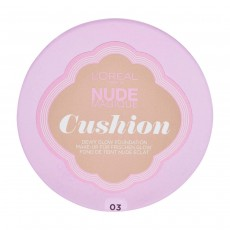 L'Oréal Nude Magique Cushion Foundation 3 Vanilla 14.6g